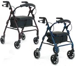 EMS Pacer Seat Walker Range