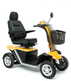 Pride Pathrider 140 XL